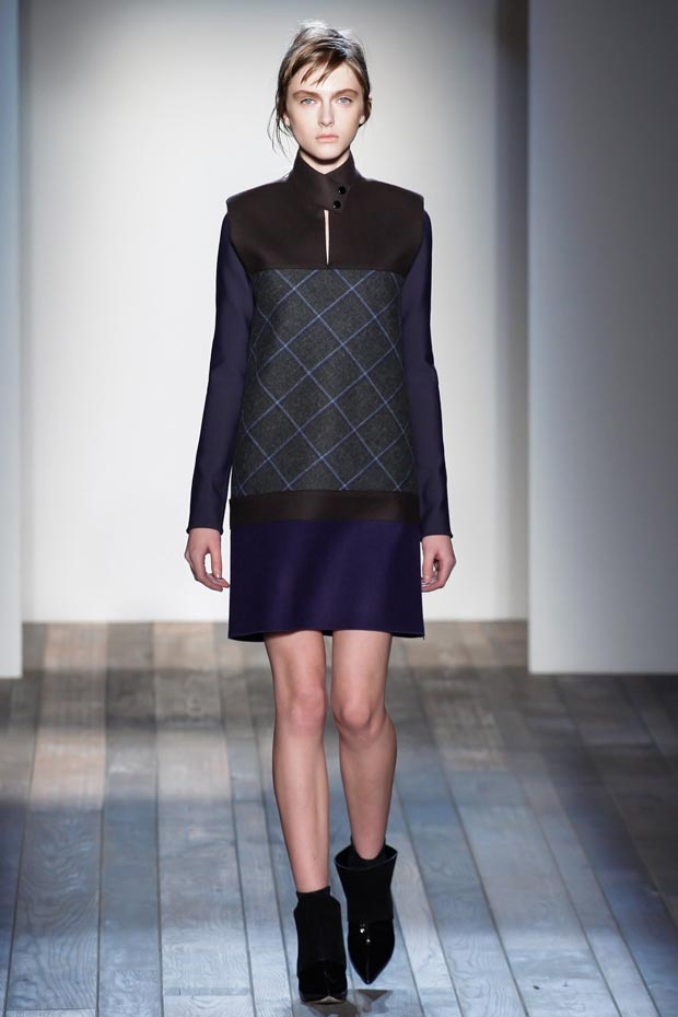 fall dress Victoria Beckham Fall 2013 collection