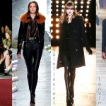 fall fashion trends military catwalk fashion shows