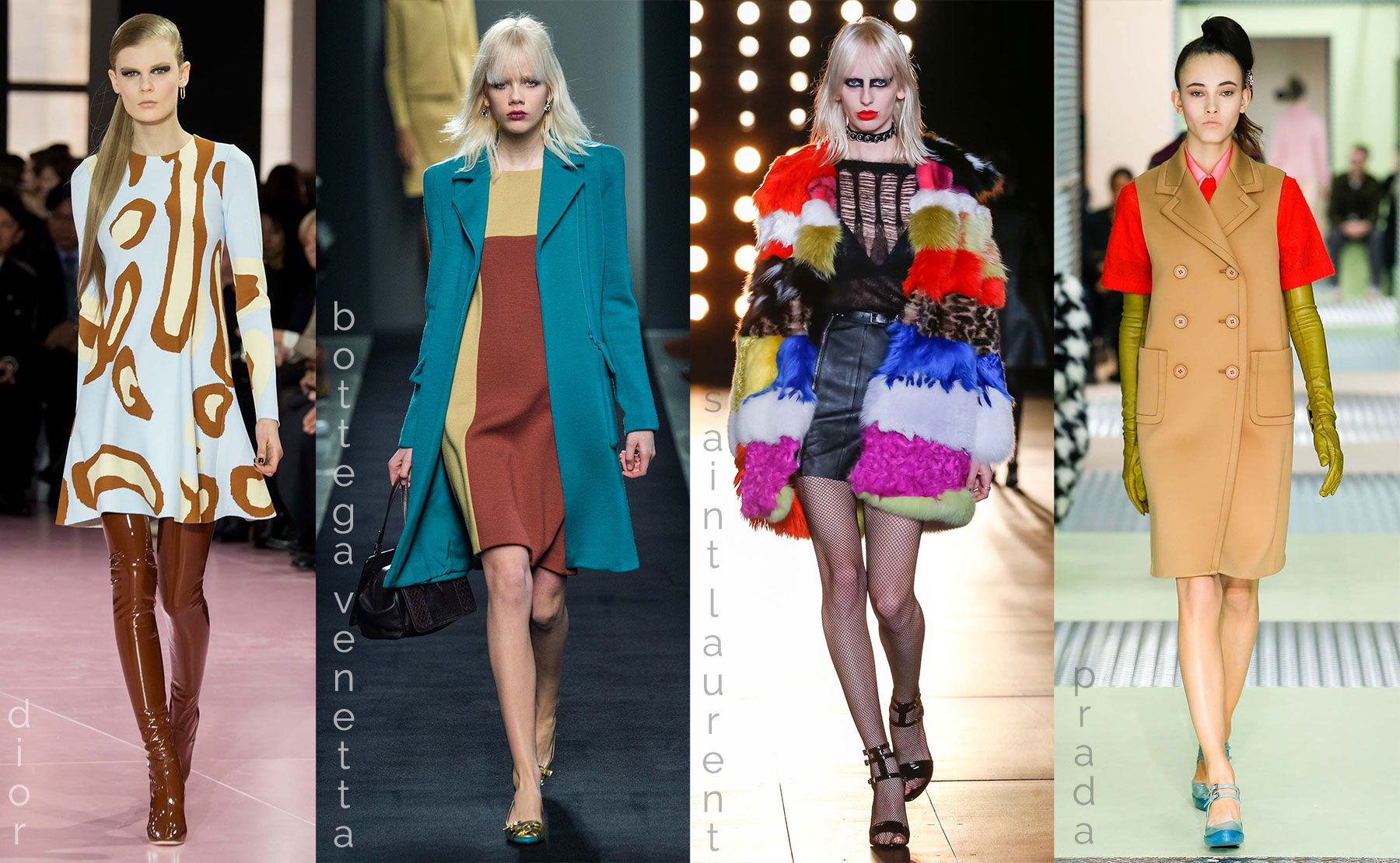 fall fashion trends seventies fashion week catwalk