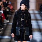 fall oversized duffle coat Tommy Hilfiger FW 2013