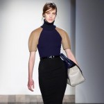 fall sweater skirt look Victoria Beckham Fall 2013 collection