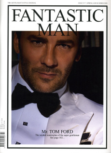 Fantastic Man Cover - Tom Ford