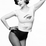 Fashion against AIDS HM Dita von Teese