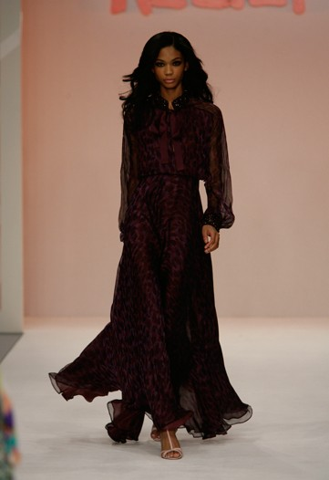 Fashion for Relief Chanel Iman