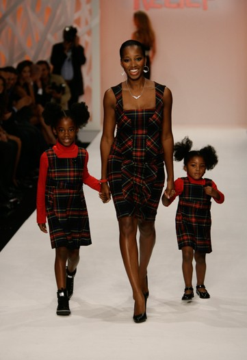 Fashion for Relief Tartan Family
