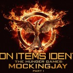 Fashion items identified Hunger Games Mockingjay