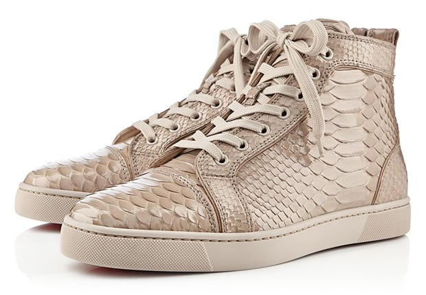 Check Out The $1,500 Louboutin Sneakers I Would Never Buy!