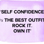 fashion style quotes tips confidence outfit