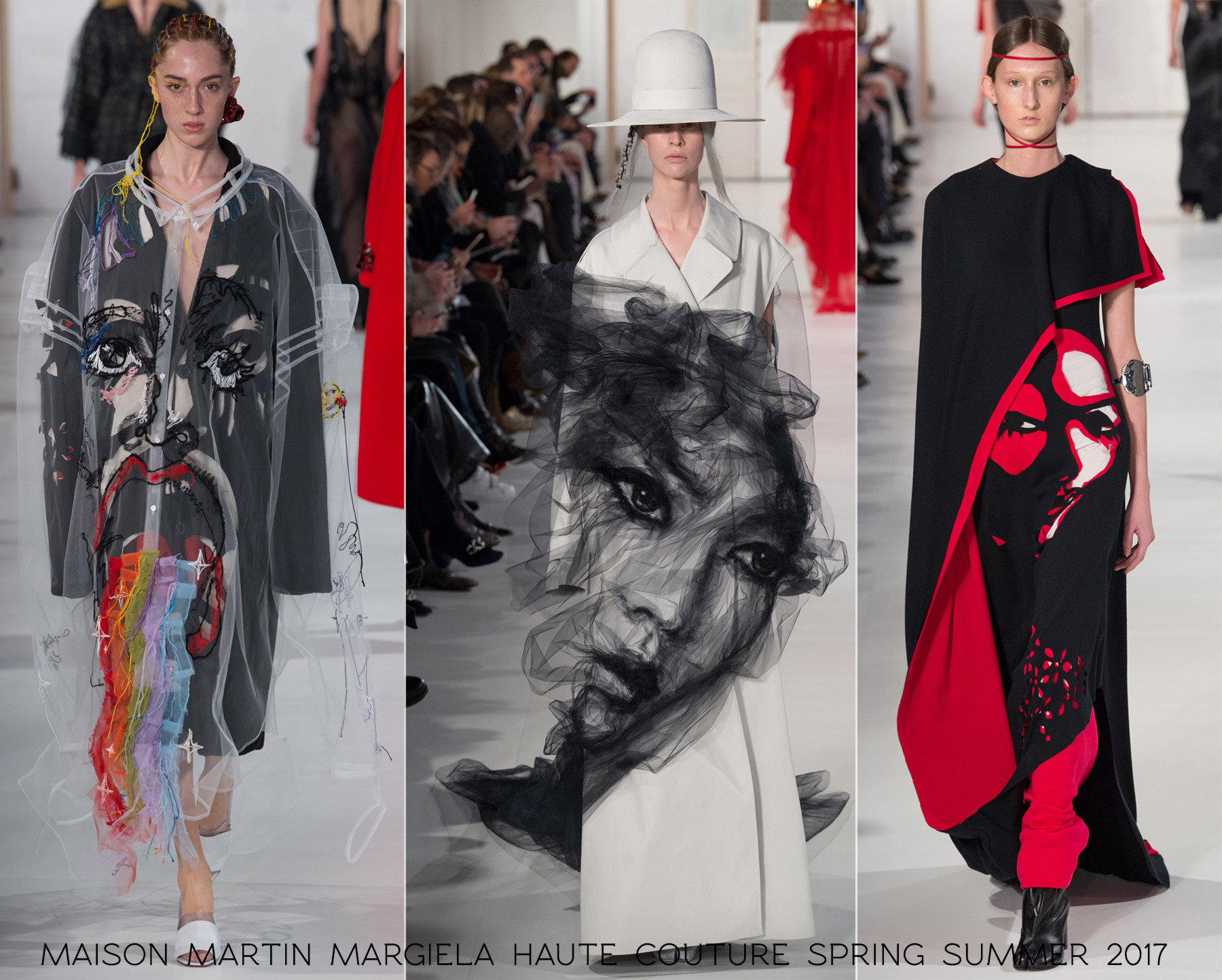 Fashion Trends Maison Martin Margiela Couture Spring 2017