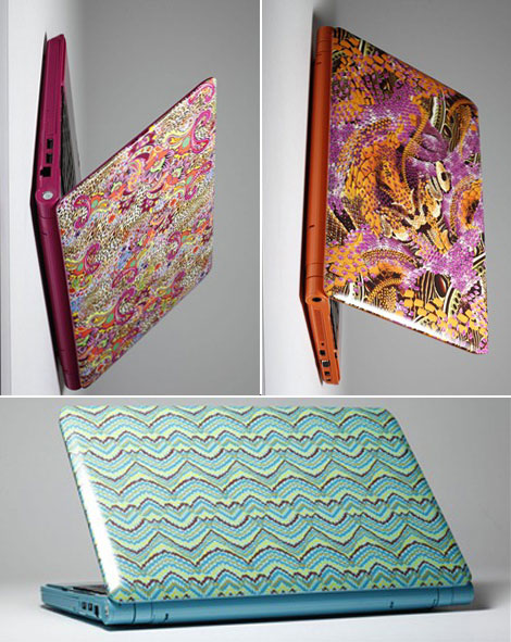 Fashionable Sony Vaio S series Cia Maritima prints