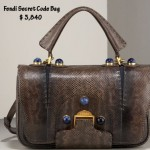 Fendi Secret Code Bag