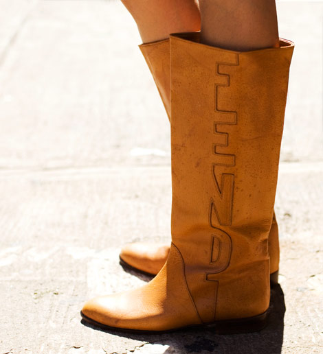 Would You Wear Boots In Summer?
