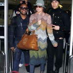 Fergie Marcello de Cartier Brown bag 3