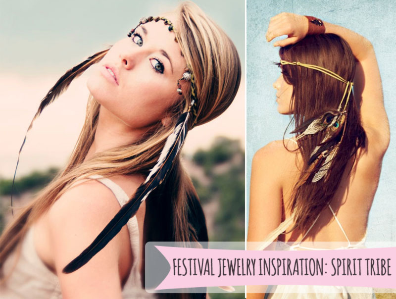 Dare To Wear Feathered Jewelry By SpiritTribe?