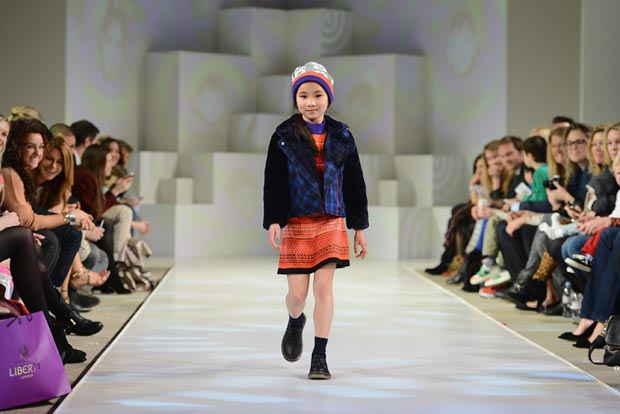 first Global Kids Fashion Week