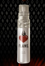 Burger King Presents Flame, The Body Spray!