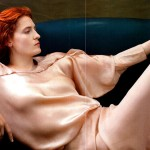 Florence Welch Vogue US August 2014 redheads story