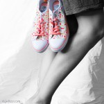 flowers canvas sneakers perfect for summer