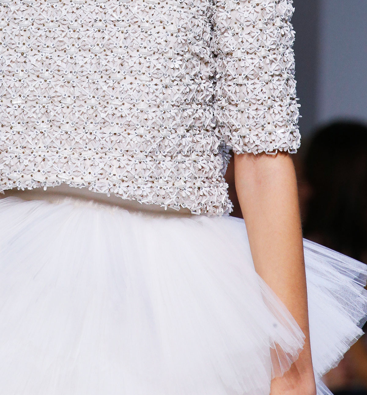flowers Haute Couture Valli Spring 2016