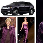 Ford Edge Dark Amethyst