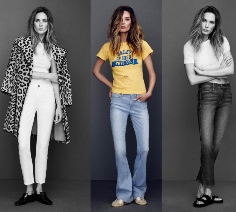 Frame denim 2014 Erin Wasson