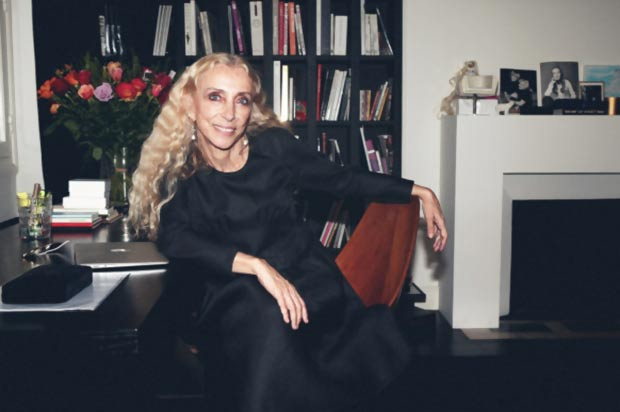 6 Style Lessons From Vogue Italia's Franca Sozzani