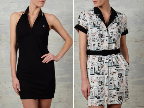 Fred Perry's Amy Winehouse Collection Available Now
