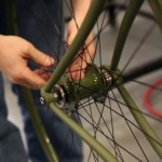 Freeman bicycle wheel