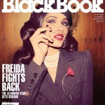 Freida Pinto Blackbook magazine November 2010 cover