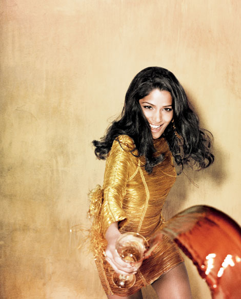 Freida Pinto's New York Times Style Magazine Fall Covergirl
