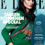 fresh cover Querelle Jansen Elle Netherlands