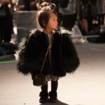 Fur Coat Chanel bag