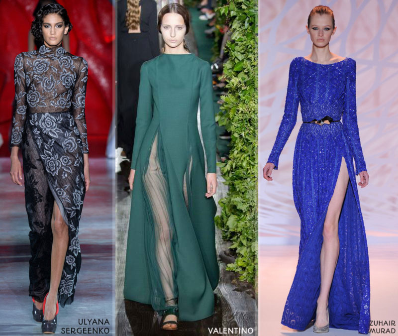 7 Fall 2014 Fashion Trends To Remember From The Haute Couture Shows!