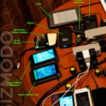 gadgets for geeks Steve Wozniak s backpack contents