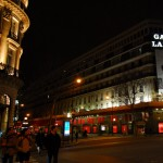 Galeries Lafayette Soldes by night hq
