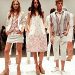 GAP Spring Summer 2010 collection white