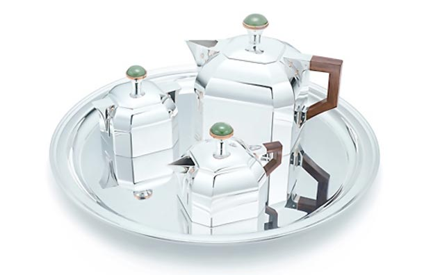 Gatsby inspired Tea Set Tiffany