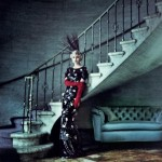 Gatsby s Daisy Carey Mulligan Vogue May 2013 pictorial