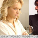 Gemma Ward boyfriend David Letts