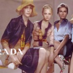 Gemma Ward Prada campaign 2004 Miu Miu 2003 collection
