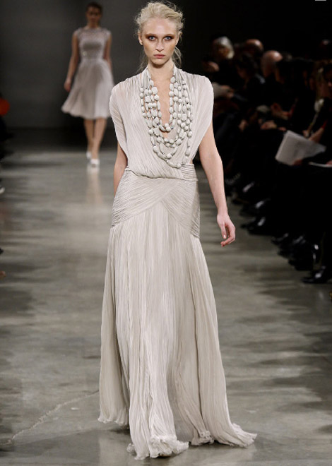 Georges Hobeika Spring Summer 2011 dress