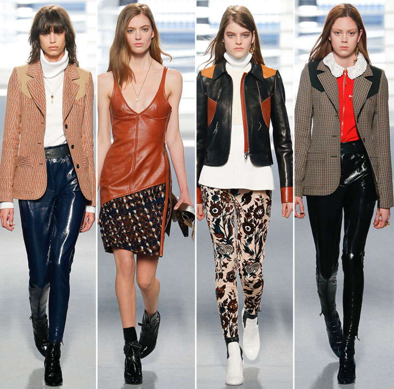 Ghesquiere for Vuitton fall winter
