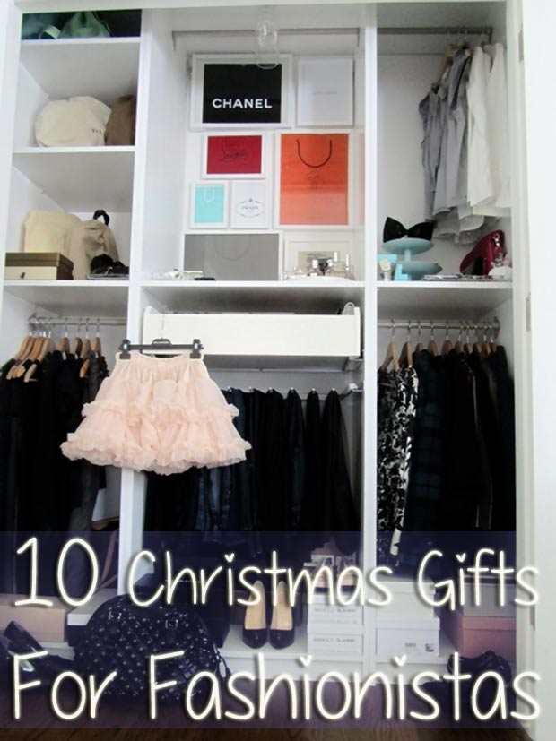 christmas gift ideas for fashionistas