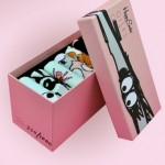 Giles Deacon Happy Socks box