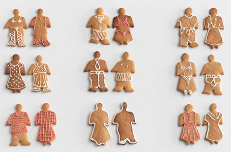 Gingerbread Ikea Cookbook
