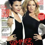 Ginnifer Goodwin Kate Hudson Marie Claire June 2011 cover