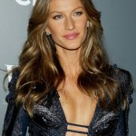 Gisele Bundchen cleavage gorgeous WSJ event
