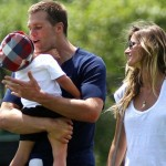 Gisele Bundchen gave birth to baby girl Vivian