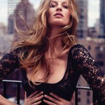 Gisele Bundchen Harpers Bazaar UK September 2010