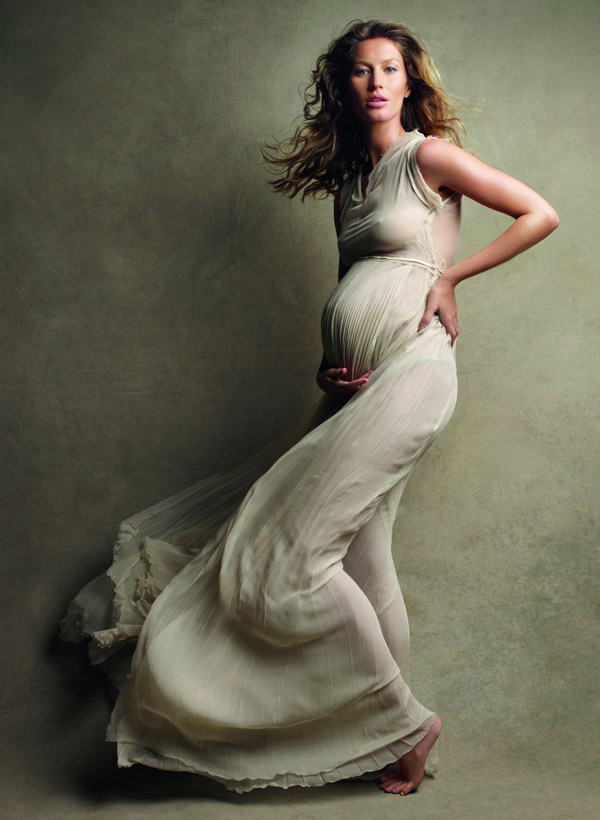 Gisele Bundchen Vogue US April 2010 2